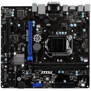 Placa de baza MSI H97M-E35, Intel H97, LGA 1150