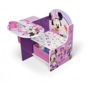 Delta Children 12TC85663MN - Scrivania in legno Minnie Mouse