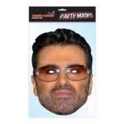 George Michael Cardboard Cutout Mask
