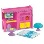 Dora the Explorer Dollhouse Bedroom