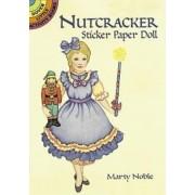 Nutcracker Sticker Paper Doll by Marty Noble
