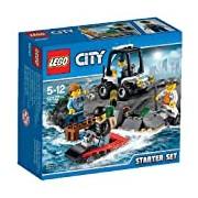 LEGO City Police 60127: Prison Island Starter Set Mixed