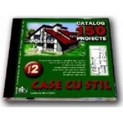 Proiecte case cu stil pe CD Volumul II