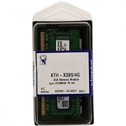 Kingston Technology 4GB 1333MHz DDR3 Single Rank SODIMM for HP/Compaq Laptop KTH-X3BS/4G