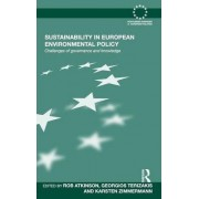 Sustainability in European Environmental Policy by Rob Atkinson