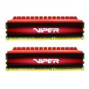 Memorie Patriot Viper 4 8GB (2x4GB) DDR4 2800MHz 1.2V CL16 Dual Channel Kit, PV48G280C6K
