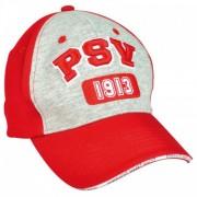 Cap PSV 1913 Rood/Grijs Junior