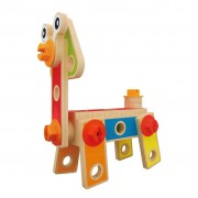 Hape Kit de construction basique E3080