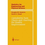 Cumulative Sum Charts and Charting for Quality Improvement by Douglas M. Hawkins