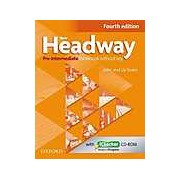 New Headway 4th Edition Pre-Intermediate: Workbook without Key and iChecker CD Pack