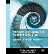 Multilevel and Longitudinal Modeling Using Stata: Volume I by Sophia Rabe-Hesketh