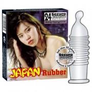 Preservativos Secura Japan Rubber (24 Un)