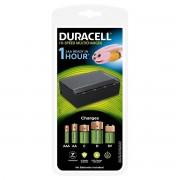 Incarcator acumulatori universal Duracell CEF22 capacitate de 4 acumulatori simultan Negru