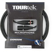 Samson SATM15 Tourtek Microphone Cable (15 ft.)