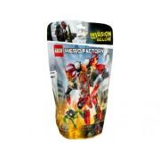 LEGO Hero Factory - Máquina a reacción de Furno (44018)