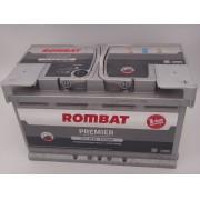 Baterie auto ROMBAT PREMIER 12V 85Ah