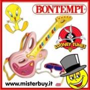 BONTEMPI CHITARRA TITTY LONEY TUNES