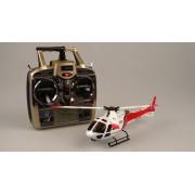 Távirányítású Rc Helikopter AS350 27,5 cm 6 CH 2,4 GHz - No.: V931