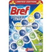 Bref Power Aktiv Pure Freshness WC-frissítő 3x50g