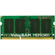 KVR13S9S8/4 - 4 GB SO DDR3 1333 CL9 Kingston