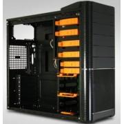 Inter-Tech IT-9908 Aspirator II - Midi-Tower Black