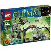 LEGO Chima 70133 Spinlyn's Grot