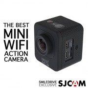 "Sjcam action cam 1.5"" lcd screen 12 MP M10 Wifi color (Black)"