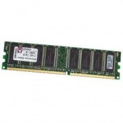 Ram Barrette Memoire KINGSTON 1Go DDR1 PC-3200U 400Mhz KFJ-E600/2G CL3