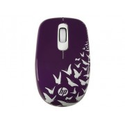 HP Z3600 Butterfly Wireless Mouse(F7M62AA)