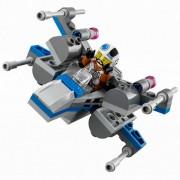 x-ala de combate de las piezas del rompecabezas juguetes educativos - gris + multicolor