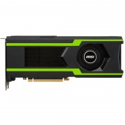 Placa video MSI nVidia GeForce GTX 1080 Ti AERO 11G OC 11GB DDR5X 352bit