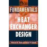 Fundamentals of Heat Exchanger Design by Ramesh K. Shah