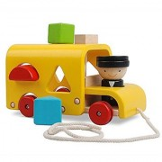 Plan Toy Sorting Bus