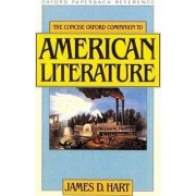 The Concise Oxford Companion to American Literature by James D. Hart