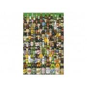 Puzzle Educa World of beer mini, 1000 buc.