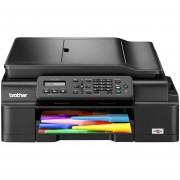 Impresora Multifuncional Brother MFCJ200 De Inyección De Tinta 27/10ppm USB Wifi-Negro