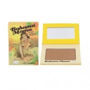 theBalm Bahama Mama Bronzer, Shadow & Contour Powder 7,08g Make-up für Frauen für feine Bräunungseffekt