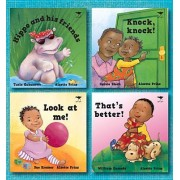 Little Hands Books for Babies: Set of 4 by Azette Prins