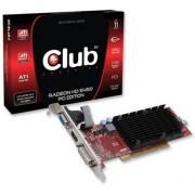 CLUB3D CGA-5452PLI Radeon HD5450 0.5GB GDDR2 videokaart