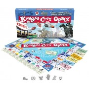 Late for the Sky Board Game KC Kansas City-Opoly