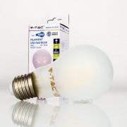 Lâmpada LED E27 4W»40W Luz Quente 400Lm A60 FROSTglass