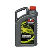 Motorový olej MIDLAND Synova 5W-40 4L