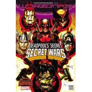 Deadpool's Secret Secret Wars by Matteo Lolli