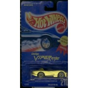 Hot Wheels Yellow Dodge Viper Rt/10 #210 Gold Medal Gold Ultra Hots 1:64 Scale
