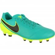 Ghete de fotbal barbati Nike Tiempo Genio II Leather FG 819213-307