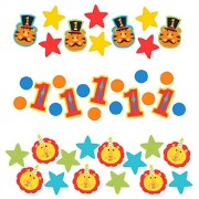 Fisher Price 1st Birthday Party Table Confetti