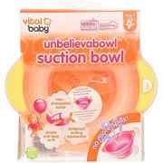 Vital Baby Unbelievabowl Set Orange