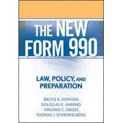 The New Form 990 by Bruce R. Hopkins