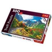 Puzzle 500 db-os TREFL Prémium-Őszi Tátra