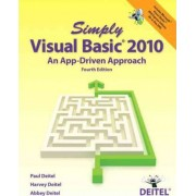 Simply Visual Basic 2010 by Paul J. Deitel